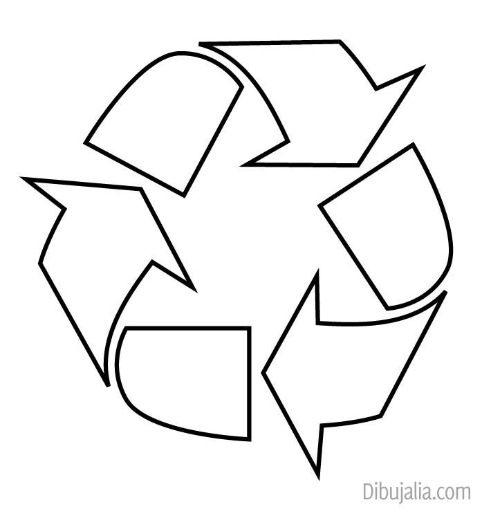 Logo Reciclaje Dibujalia Blog Cpr Filabres